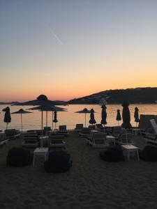 Agia Anna on the beach, Hotels  Paraga - big - 17