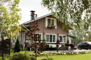 Ferienhaus Seasons Drozdava Weissrussland