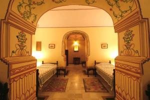 Indra Vilas, Курортные отели  Alsīsar - big - 15