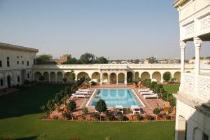 Indra Vilas, Курортные отели  Alsīsar - big - 7