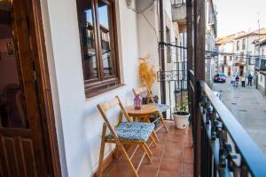 La Casa de Su, Загородные дома  Баньос-де-Монтемайор - big - 13