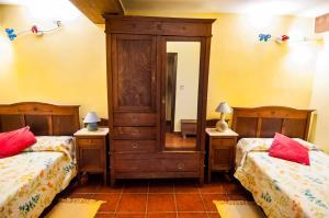 La Casa de Su, Загородные дома  Баньос-де-Монтемайор - big - 17
