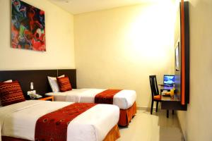 Hotel Alpha Makassar, Hotels  Makassar - big - 12