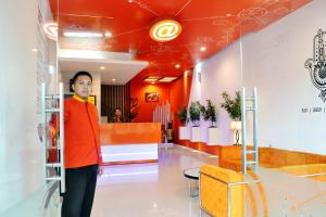 Hotel Alpha Makassar, Hotels  Makassar - big - 18