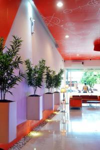 Hotel Alpha Makassar, Hotely  Makasar - big - 53