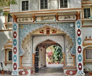 Auberges de jeunesse - Palkiya Haveli - Heritage Hotel
