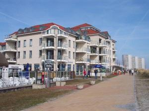 Strandburg - Burgtiefe auf Fehmarn