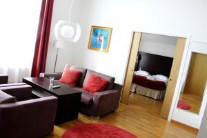 Hotel Skansen, Hotels  Färjestaden - big - 56