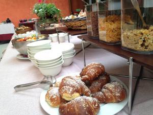 Trattoria Locanda Ai Tre Amici, Hotels  Mortegliano - big - 31
