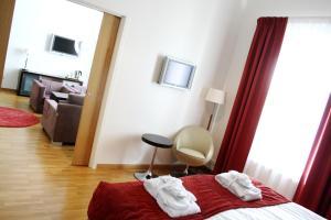Hotel Skansen, Hotels  Färjestaden - big - 58