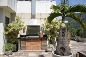 Penthouse in São Conrado, Гостевые дома  Рио-де-Жанейро - big - 27