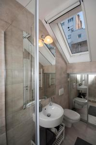 Green and Blue Garden Apartments, Apartmanok  Belgrád - big - 4
