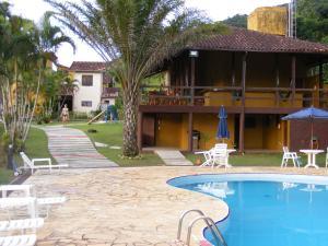 Condomínio Village do Mirante, Prázdninové domy  São Sebastião - big - 20
