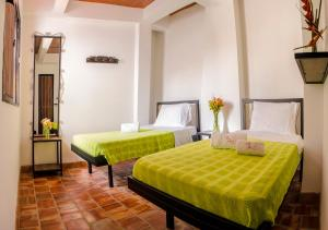 Hotel Villa Del Socorro, Szállodák  Socorro - big - 3
