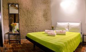 Hotel Villa Del Socorro, Szállodák  Socorro - big - 25