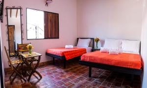 Hotel Villa Del Socorro, Szállodák  Socorro - big - 30