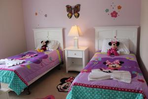 2950 Lucaya Village 4 Bedroom Townhouse, Nyaralók  Kissimmee - big - 33