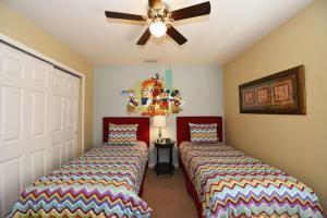 7825 Windsor Hills Resort 6 Bedroom Villa, Виллы  Орландо - big - 25