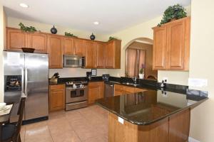 7825 Windsor Hills Resort 6 Bedroom Villa, Виллы  Орландо - big - 26