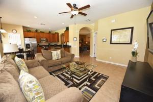 7825 Windsor Hills Resort 6 Bedroom Villa, Виллы  Орландо - big - 23