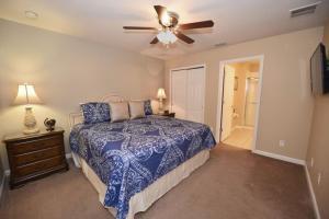 7825 Windsor Hills Resort 6 Bedroom Villa, Виллы  Орландо - big - 22