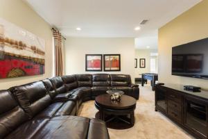 181 The Encore Club Resort 10 Bedroom Villa, Villas  Orlando - big - 22