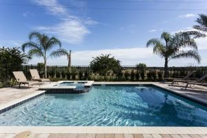 181 The Encore Club Resort 10 Bedroom Villa, Villas  Orlando - big - 28