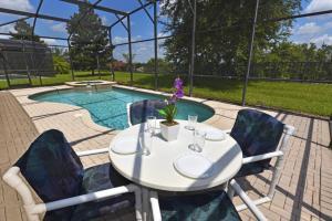 7825 Windsor Hills Resort 6 Bedroom Villa, Виллы  Орландо - big - 14