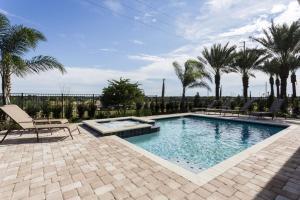181 The Encore Club Resort 10 Bedroom Villa, Vily  Orlando - big - 27