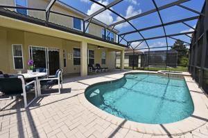 7825 Windsor Hills Resort 6 Bedroom Villa, Виллы  Орландо - big - 7