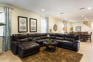 231 The Encore Club Resort 10 Bedroom Villa, Виллы  Орландо - big - 3