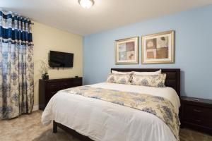 231 The Encore Club Resort 10 Bedroom Villa, Виллы  Орландо - big - 31