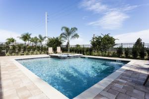 231 The Encore Club Resort 10 Bedroom Villa, Виллы  Орландо - big - 30