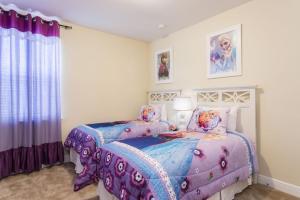 231 The Encore Club Resort 10 Bedroom Villa, Виллы  Орландо - big - 39