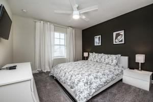 1590 Champions Gate Resort 4 Bedroom Townhouse, Case vacanze  Davenport - big - 29