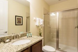 231 The Encore Club Resort 10 Bedroom Villa, Виллы  Орландо - big - 25