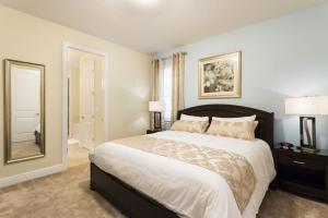 231 The Encore Club Resort 10 Bedroom Villa, Виллы  Орландо - big - 18