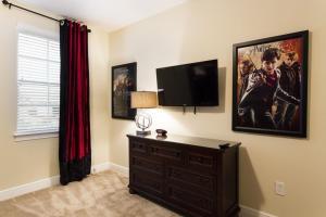 231 The Encore Club Resort 10 Bedroom Villa, Виллы  Орландо - big - 16