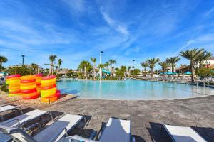 1590 Champions Gate Resort 4 Bedroom Townhouse, Case vacanze  Davenport - big - 26