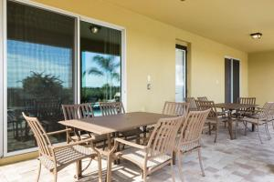 231 The Encore Club Resort 10 Bedroom Villa, Виллы  Орландо - big - 11