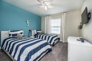 1590 Champions Gate Resort 4 Bedroom Townhouse, Case vacanze  Davenport - big - 4