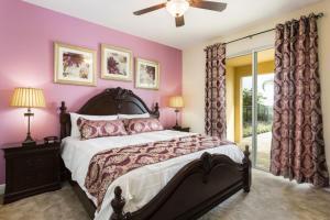 231 The Encore Club Resort 10 Bedroom Villa, Виллы  Орландо - big - 12