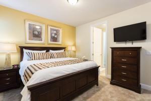 231 The Encore Club Resort 10 Bedroom Villa, Виллы  Орландо - big - 9