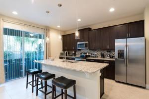 471 The Encore Club Resort 5 Bedroom Villa, Villas  Orlando - big - 5