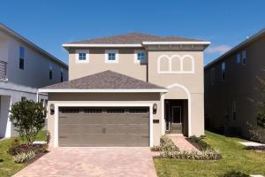 471 The Encore Club Resort 5 Bedroom Villa, Villas  Orlando - big - 6