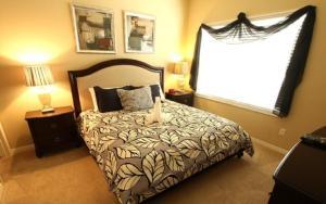2755 Oakwater Resort 2 Bedroom Townhouse, Nyaralók  Orlando - big - 12