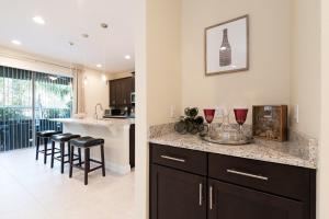 471 The Encore Club Resort 5 Bedroom Villa, Villas  Orlando - big - 8