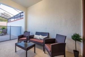 1590 Champions Gate Resort 4 Bedroom Townhouse, Case vacanze  Davenport - big - 9