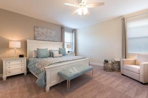 471 The Encore Club Resort 5 Bedroom Villa, Villas  Orlando - big - 12