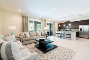 471 The Encore Club Resort 5 Bedroom Villa, Villas  Orlando - big - 13